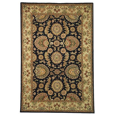 Persian Court Beige Area Rug Rug Size: Rectangle 4' x 6'