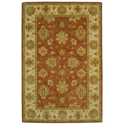 Bergama Rug Rug Size: Rectangle 4 x 6