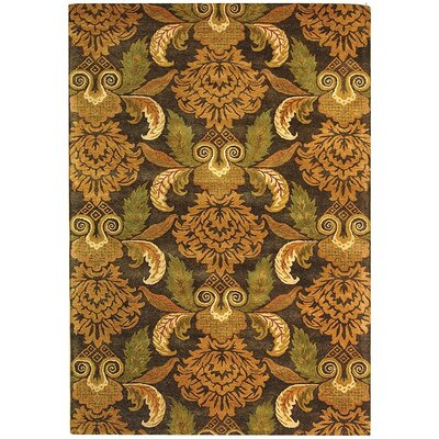 Metro Floral Rug Rug Size: 8 x 10