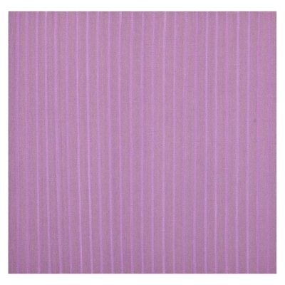 Dhurries Hand-Woven Purple Wool Area Rug Rug Size: Square 6