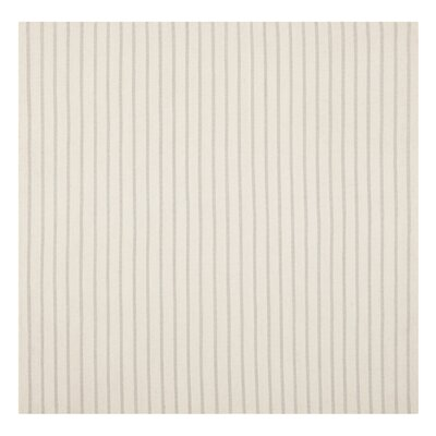 Dhurries Ivory Area Rug Rug Size: Square 6