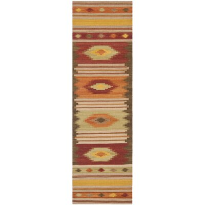 Vacaville Area Rug Rug Size: Runner 23 x 12
