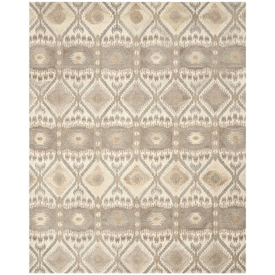 Wyndham Brown Area Rug Rug Size: 8 x 10