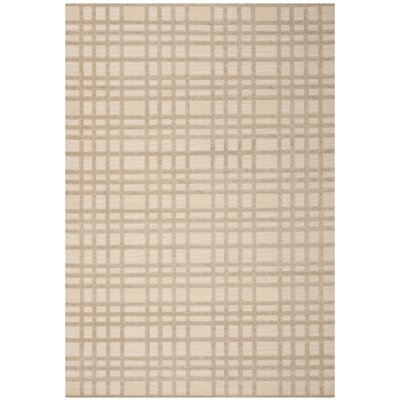 York Beige Area Rug Rug Size: Rectangle 8 x 112