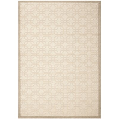 York Brown/Tan Area Rug Rug Size: Rectangle 8 x 112
