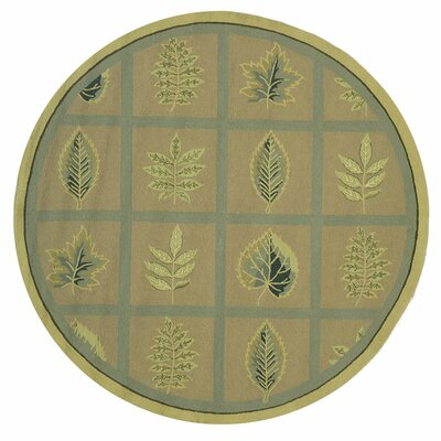 Chelsea Forest Tan Novelty Area Rug