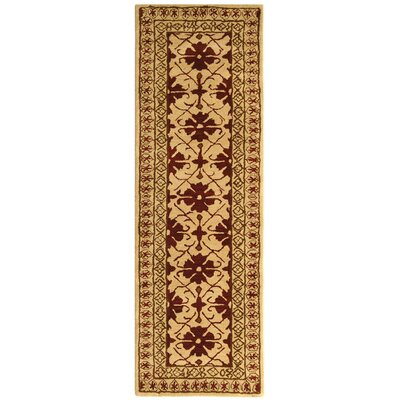 Classic Area Rug Rug Size: Runner 23 x 8