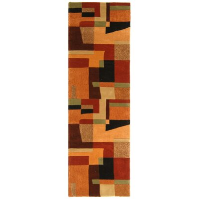 Rodeo Drive Assorted Area Rug Rug Size: Runner 26 x 16