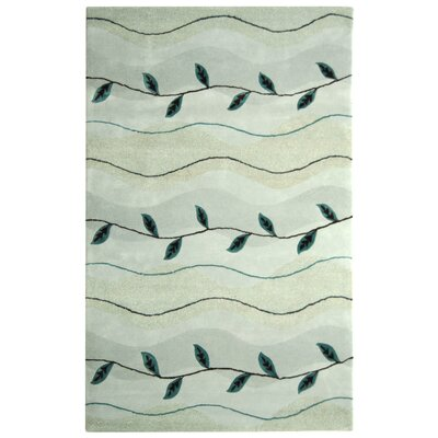 Soho Light Grey Area Rug Rug Size: 5 x 8