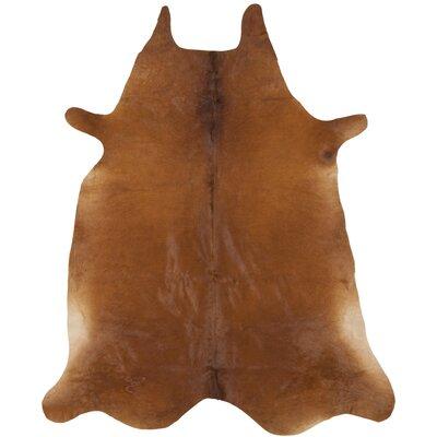 Cow Hide Mesa Area Rug Rug Size: 46 x 66