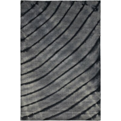Expression Grey Area Rug Rug Size: Rectangle 6 x 9