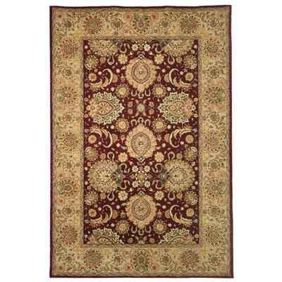 Persian Court PC413A Oriental Rug Rug Size: 6 x 9