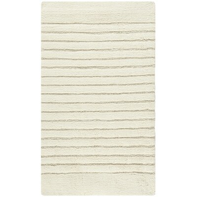 Christie Bath Rug Size: 21 W x 34 L, Color: Natural