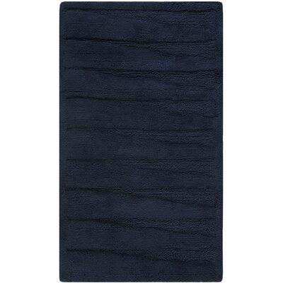 "Safavieh Plush Master Bath Rug (Set of 2) - Color: Navy / Navy, Size: 27"" H x 45"" W at Sears.com"