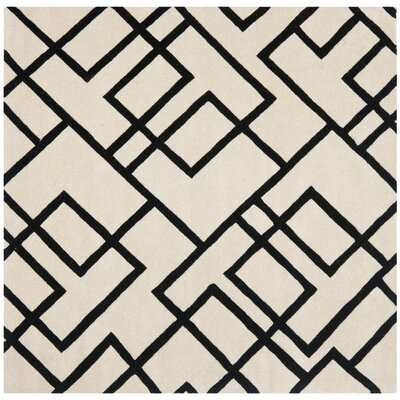 Soho Beige/Black Area Rug