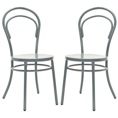Richard Side Chair (Set of 2) Finish: Richard Grey image