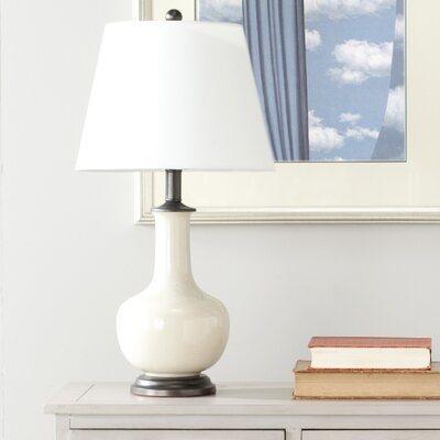 22 Table Lamp Color: Victor Cream