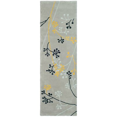 Soho Grey Area Rug Rug Size: Rectangle 8 x 10