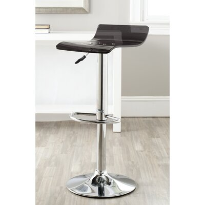 Yance Adjustable Height Swivel Bar Stool