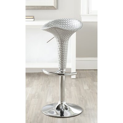 Flynn Adjustable Height Swivel Bar Stool