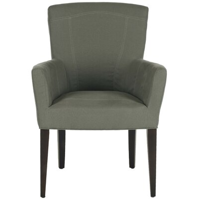 Dale Arm Chair Finish: Sea Mist