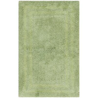 Plush Master Bath Rug V Color: Cottage Hill
