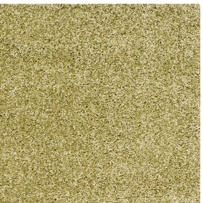 Holliday Green Area Rug Rug Size: Rectangle 53 x 76