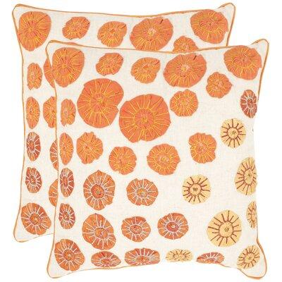 Persian Legend Cotton Throw Pillow