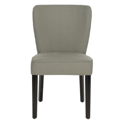 Clifford Side Chair Upholstery: Sea Mist