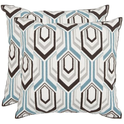 Indie Cotton Throw Pillow