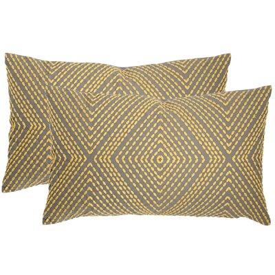 Lilly  Cotton Lumbar Pillow