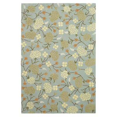 Soho Blue/Multi Rug Rug Size: Square 6
