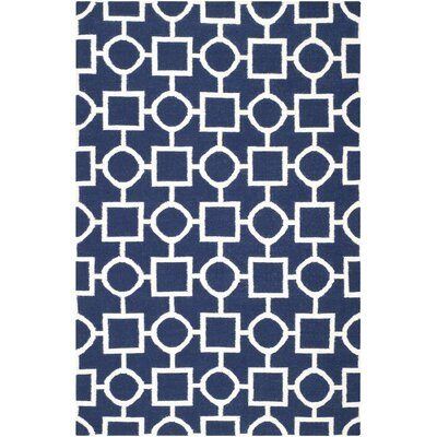 Dhurries Area Rug Rug Size: Rectangle 6 x 9