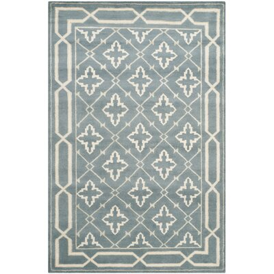 Mosaic Rug Rug Size: Rectangle 4 x 6