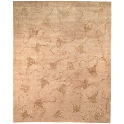 Tibetan Ivory Rug Rug Size: 9 x 12