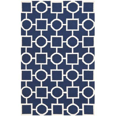 Dhurries Area Rug Rug Size: 5 x 8