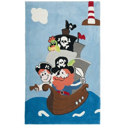 Claro Kids Rug II Rug Size: Rectangle 3 x 5