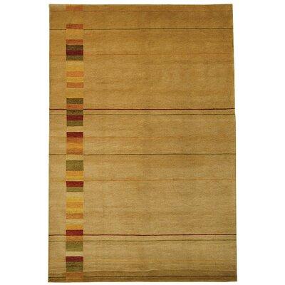 Tibetan Beige Rug Rug Size: 6 x 9