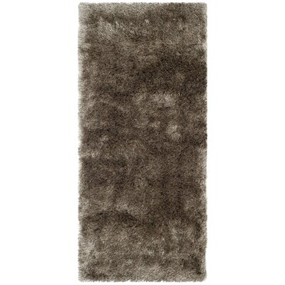 Montpelier Sable/Taupe Area Rug Rug Size: Runner 23 x 6