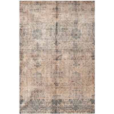 Tibetan Brown Rug Rug Size: 9 x 12