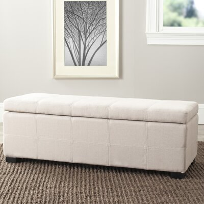Coraline Upholstered Storage Bench
