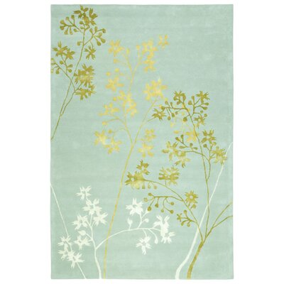 Soho Light Blue Area Rug Rug Size: Rectangle 2 x 3