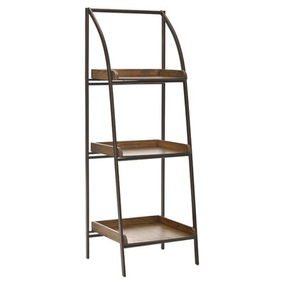 Taylor 47 Leaning Bookcase