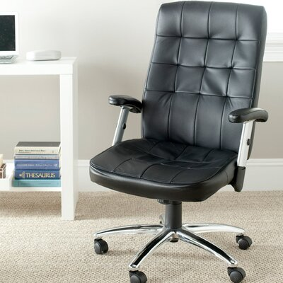 Olga High-Back Leather Executive Chair