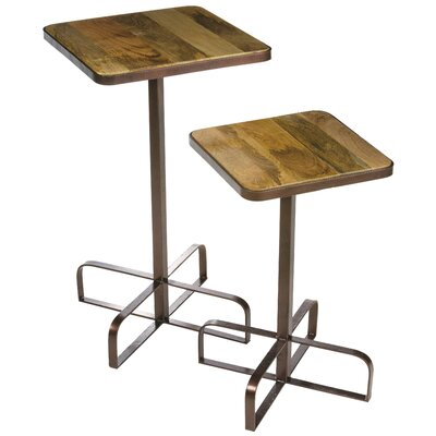 Malia 2 Piece End Table Set