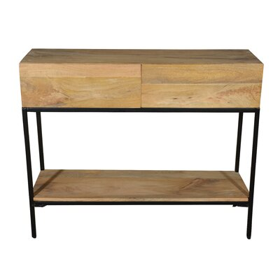 Bryana Rectangle Console Table
