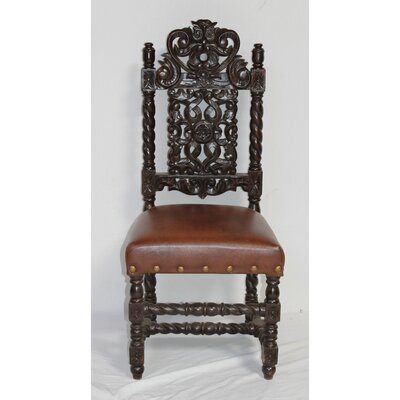 Parkersburg Solid Wood Dining Chair (Set of 2)