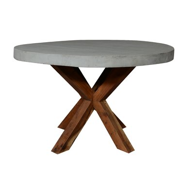 Renville Dining Table Size: 30 H x 48 L x 48 W