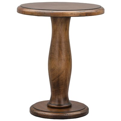 Circular End Table
