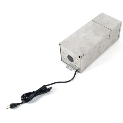 Magnetic Power Supply 120V Magnetic Transformer Size: 17 H x 6.75 W x 6.25 D